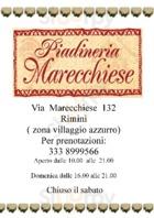 Piadineria Marecchiese, Rimini