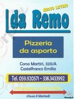 Da Remo, Castelfranco Emilia