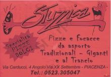 Stuzzica, Piacenza