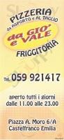 Da Gio E Vale, Castelfranco Emilia