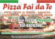 Pizza Fai Da Te, Budrio