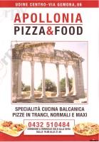 Appollonia Pizza E Food, Udine