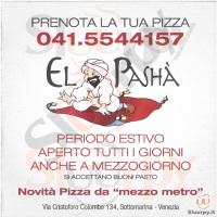 El Pasha, Chioggia