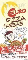 Euro Pizza E Kebab, Venezia