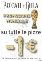 Peccati Di Gola, Udine