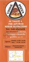 Udine Pizza, Udine