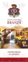 Antica Pizzeria Brandi, Napoli