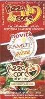Pizza & Core, Via Lupiae, Lecce