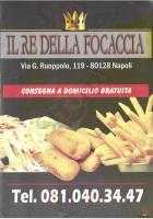 Il Re Della Focaccia, Napoli