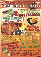 Megapizza, Napoli