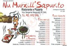 Nu Murzill Sapurito, Napoli