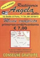 Rosticceria Angela, Napoli