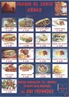 Sharm El Sheik Kebab, Napoli
