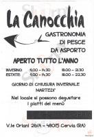 La Canocchia, Cervia