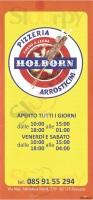Holborn, Pescara