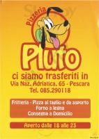 Pluto, Pescara