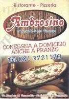 Ambrosino, Via Morghen, Napoli