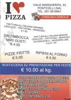 I Love Pizza, Viale Margherita, Napoli