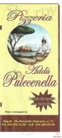Addu' Pulecenella, Napoli