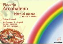 Arcobaleno, Napoli