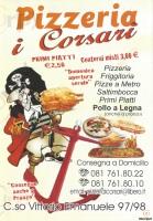 I Corsari, Napoli