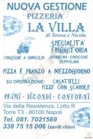 La Villa, Napoli