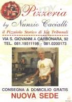 Pizzeria By Nunzio Cacialli, Napoli