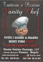 Vanity Chef, Napoli