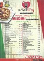 I Love Pizza, Via Cansalvo, Napoli