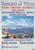Fantasia Di Pizze, Napoli