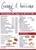 Genny Il Boccone, Napoli
