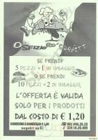 O' Sfizio Ro' Cornett, Napoli