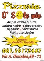 O' Sole Mio, Napoli