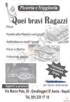 Quei Bravi Ragazzi, Napoli
