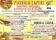 Tafuri, Napoli