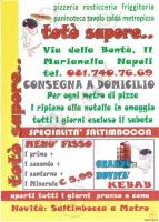 Toto' Sapore, Napoli
