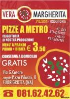 Vera Margherita, Napoli