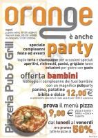 Orange, Pizza Rodino', Napoli