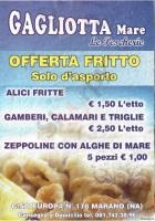 Gagliotta Mare, Napoli