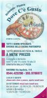 Dove C'e' Gusto, Ravenna