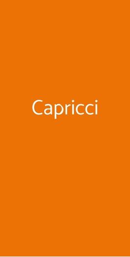 Capricci, Genova