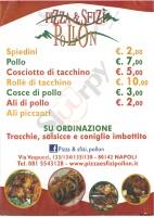 Pizza & Sfizi Pollon, Napoli