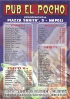 Pub El Pocho, Napoli