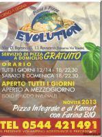 Evolution, Ravenna