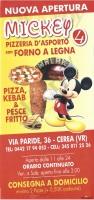 Mickey 4, Cerea