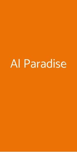 Al Paradise, Bari
