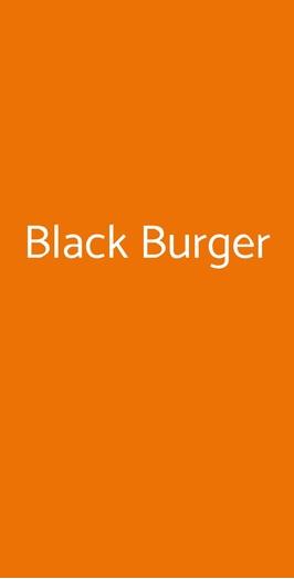 Black Burger, Pisa