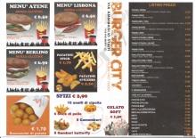 Burger City, Trapani