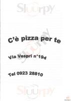 C'e' Pizza Per Te, Trapani