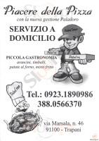 Piacere Della Pizza, Trapani